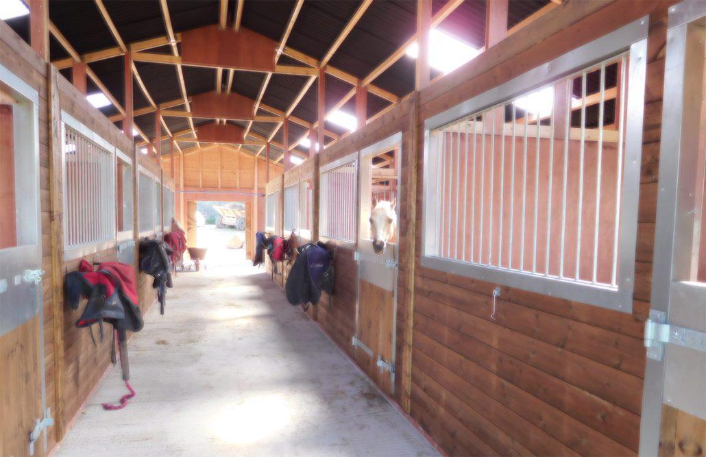 Large Sliding Barn Doors In The House
